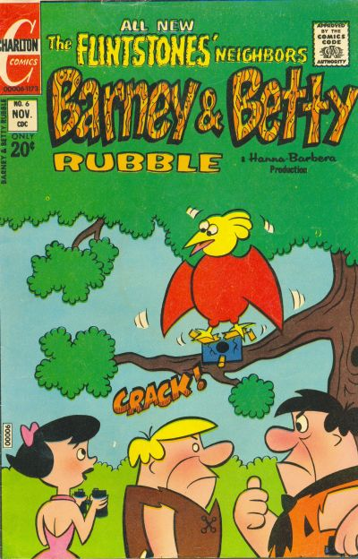 Barney and Betty Rubble Vol 1 6