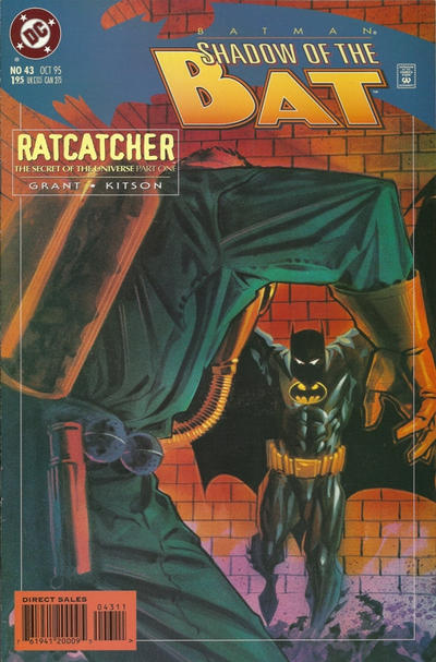 Batman: Shadow of the Bat Vol 1 43