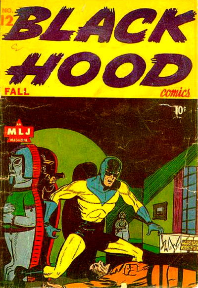 Black Hood Comics Vol 1 12