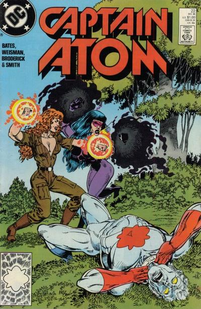 Captain Atom Vol 1 22