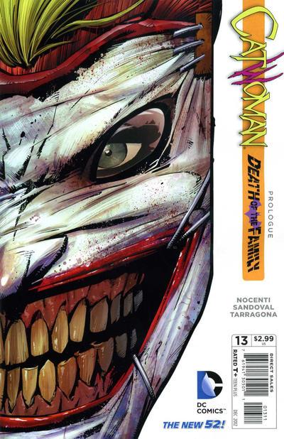 Catwoman Vol 4 13