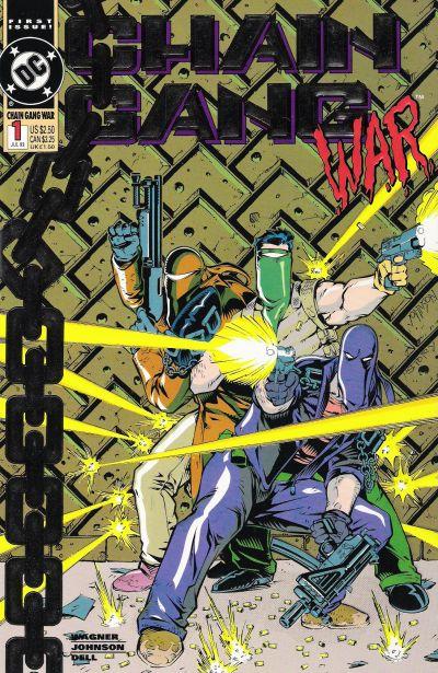 Chain Gang War Vol 1 1