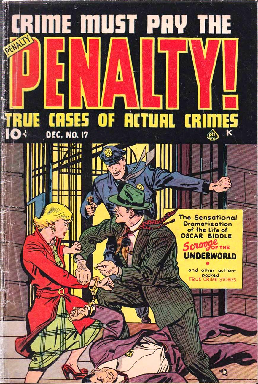 Crime Must Pay the Penalty Vol 2 17