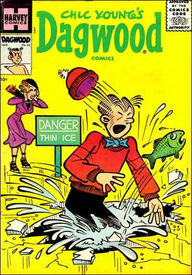 Dagwood Comics Vol 1 63