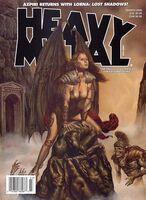 Heavy Metal Vol 30 1