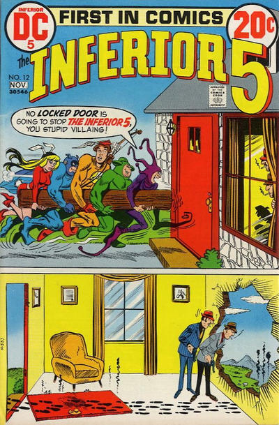 Inferior Five Vol 1 12