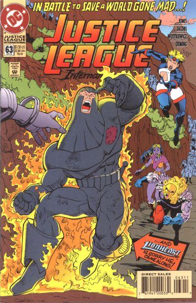 Justice League International Vol 2 63