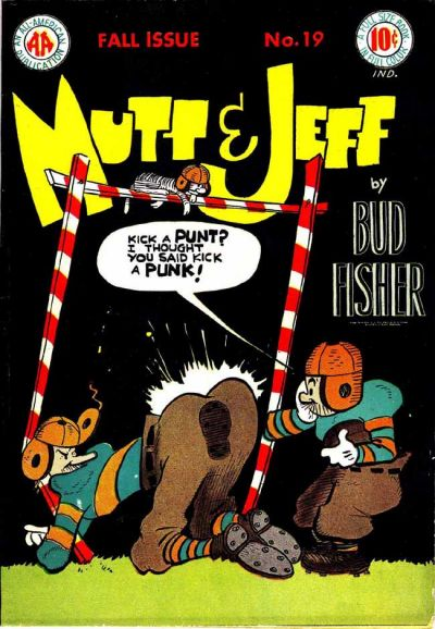 Mutt & Jeff Vol 1 19