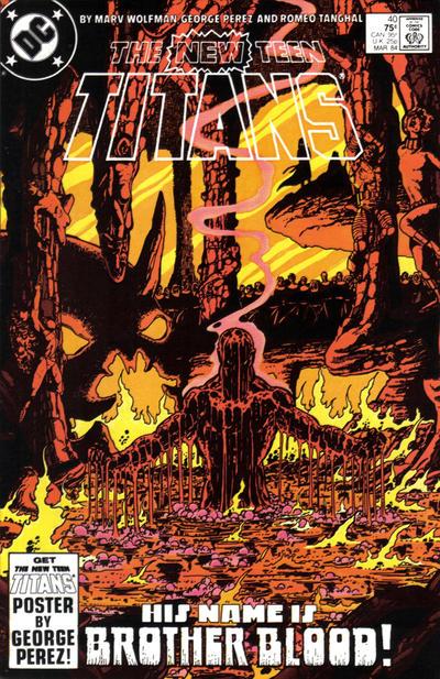 New Teen Titans Vol 1 40