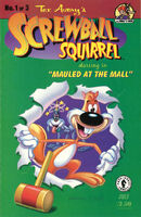 Screwball Squirrel Vol 1 1