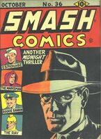 Smash Comics Vol 1 36