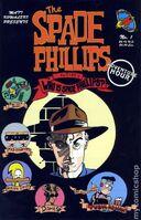Spade Phillips Adventure Hour Vol 1 1