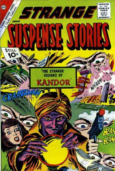 Strange Suspense Stories Vol 1 57