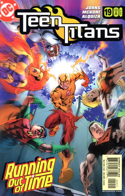 Teen Titans Vol 3 19