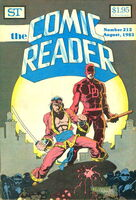 The Comic Reader Vol 1 212