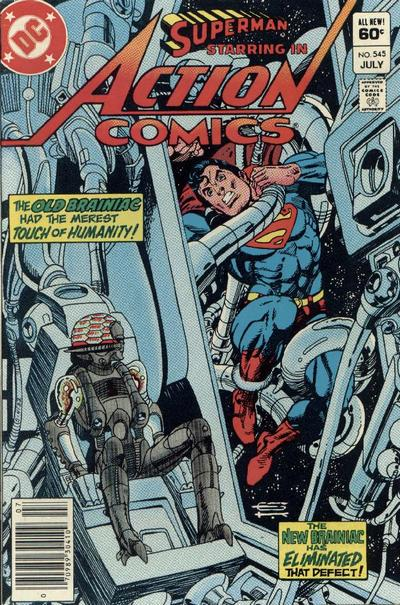 Action Comics Vol 1 545