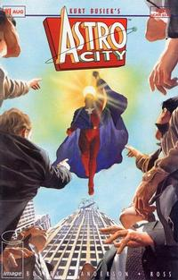 Astro City/Covers