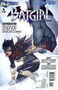 Batgirl Vol 4 5