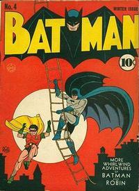 Batman Vol 1 4