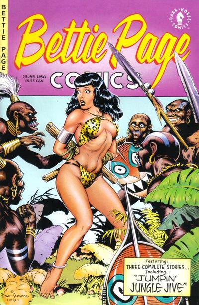 Bettie Page Comics Vol 1 1