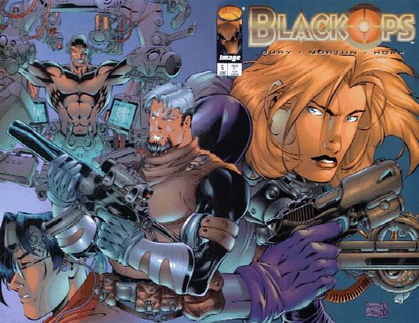 Black Ops Vol 1 5