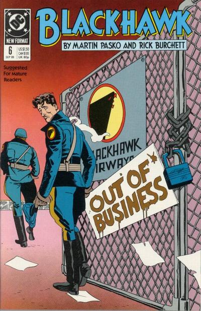Blackhawk Vol 3 6