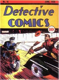 Detective Comics Vol 1 16