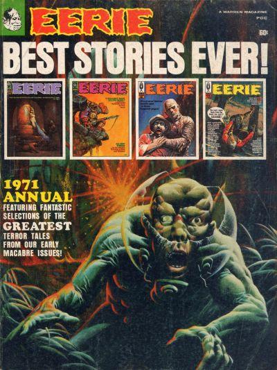 Eerie Annual Vol 1