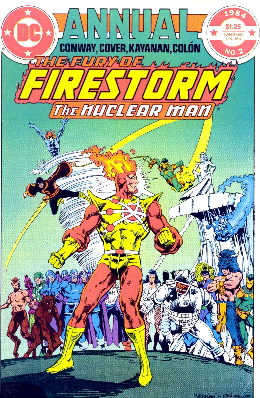 Firestorm Annual Vol 2 2