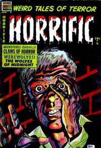 Horrific Vol 1 9