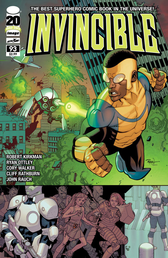 Invincible Vol 1 93