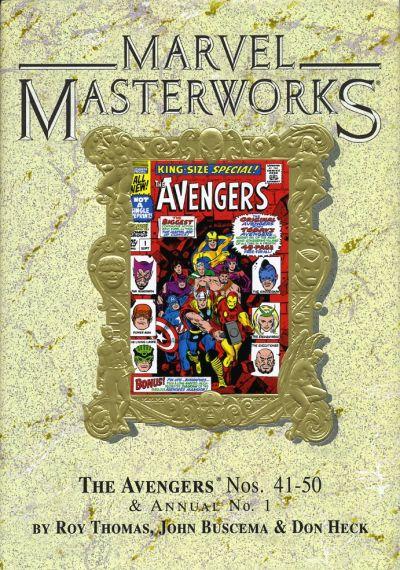 Marvel Masterworks Vol 1 54