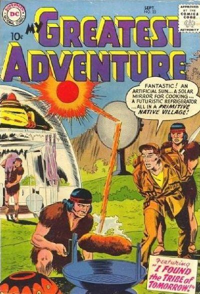 My Greatest Adventure Vol 1 23