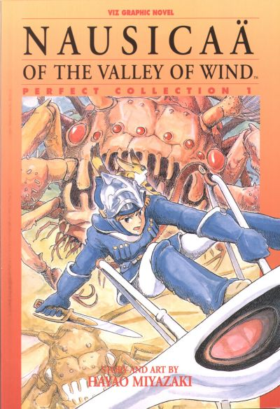 Nausicaa of the Valley of Wind Perfect Collection Vol 1
