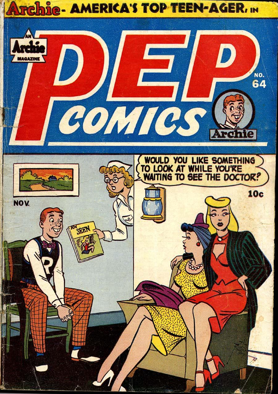 Pep Comics Vol 1 64