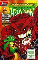 Satan's Six Hellspawn Vol 1 1