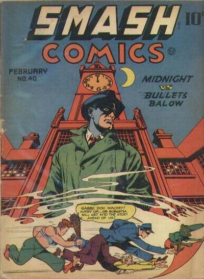 Smash Comics Vol 1 40