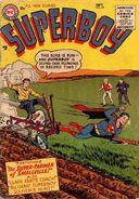 Superboy Vol 1 43