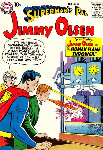 Superman's Pal, Jimmy Olsen Vol 1 33