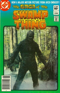 Swamp Thing Vol 2 2