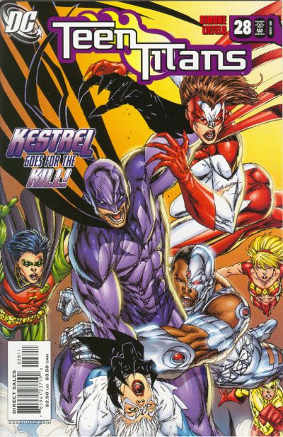 Teen Titans Vol 3 28