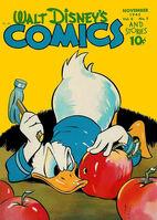 Walt Disney's Comics and Stories Vol 1 62