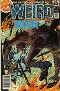 Weird War Tales Vol 1 76
