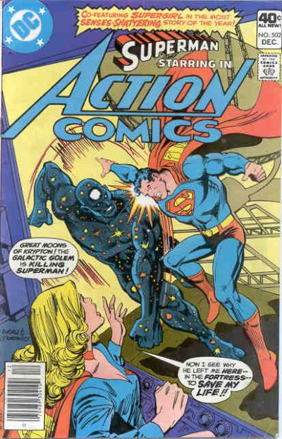 Action Comics Vol 1 502