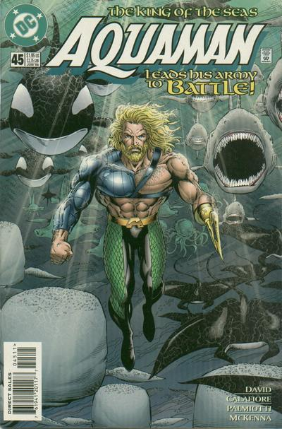 Aquaman Vol 5 45