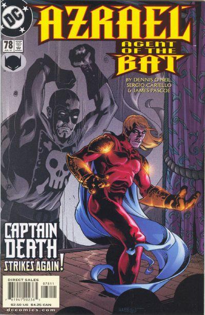 Azrael: Agent of the Bat Vol 1 78