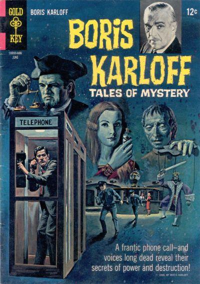 Boris Karloff's Tales of Mystery Vol 1 14