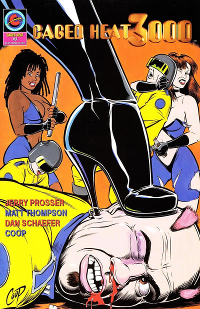 Caged Heat 3000 Vol 1 3
