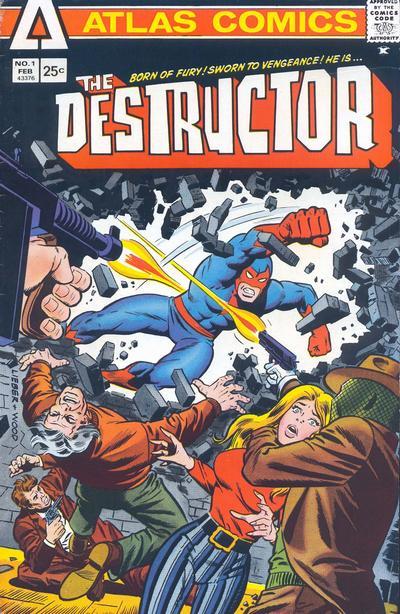 Destructor Vol 1 1
