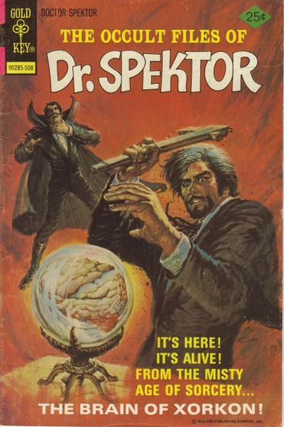 The Occult Files of Dr. Spektor